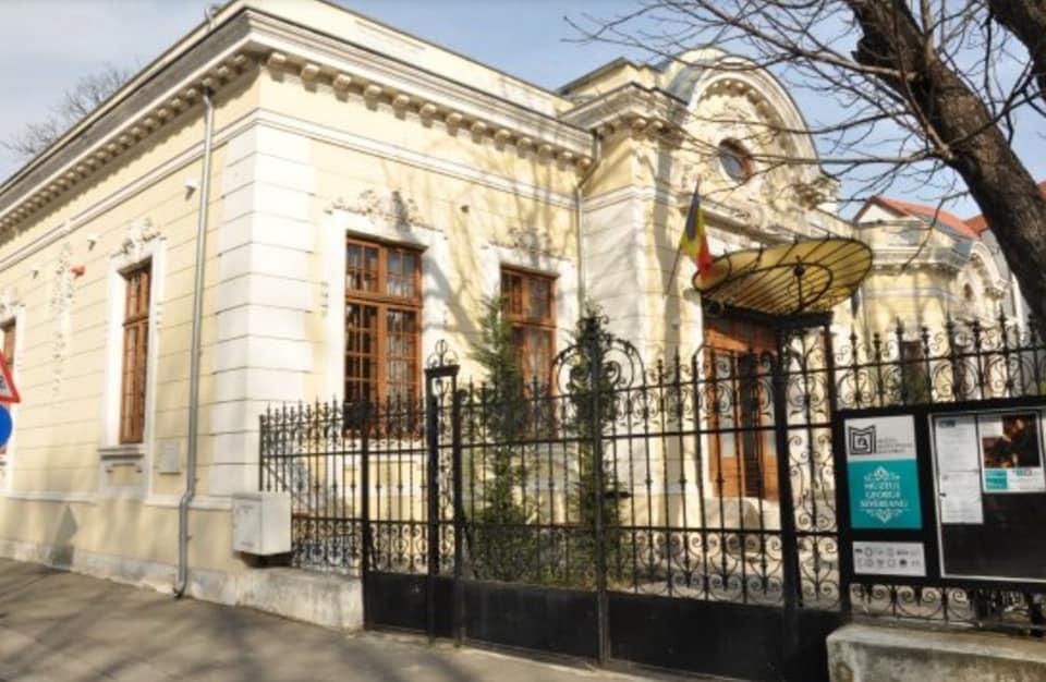 Imagine obiectiv Muzeul Maria Si Dr. G. Severeanu