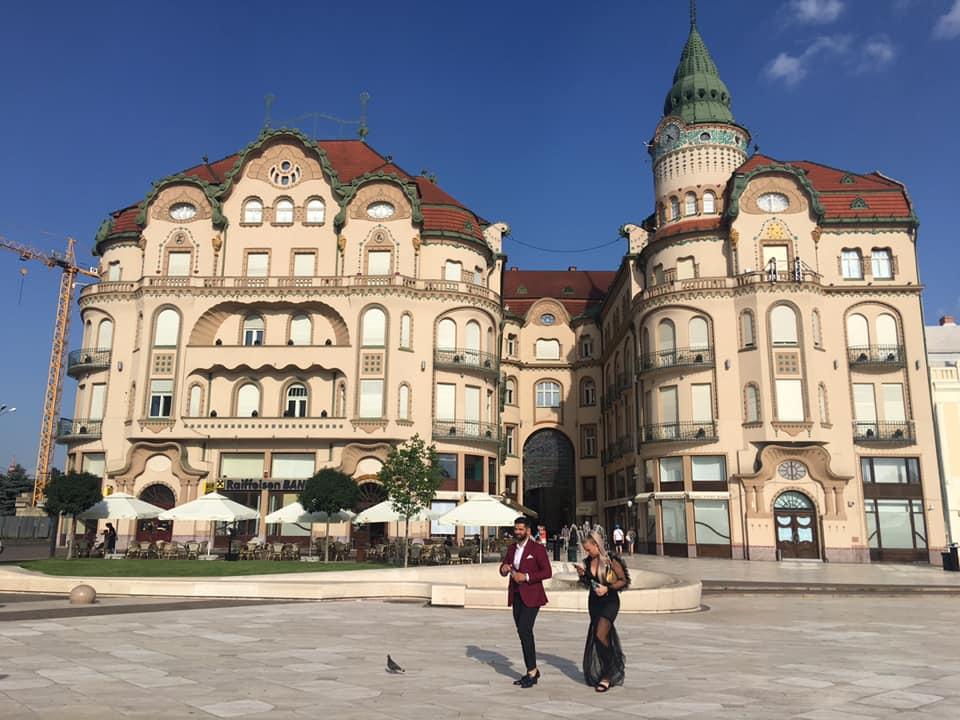 Imagine oras Oradea