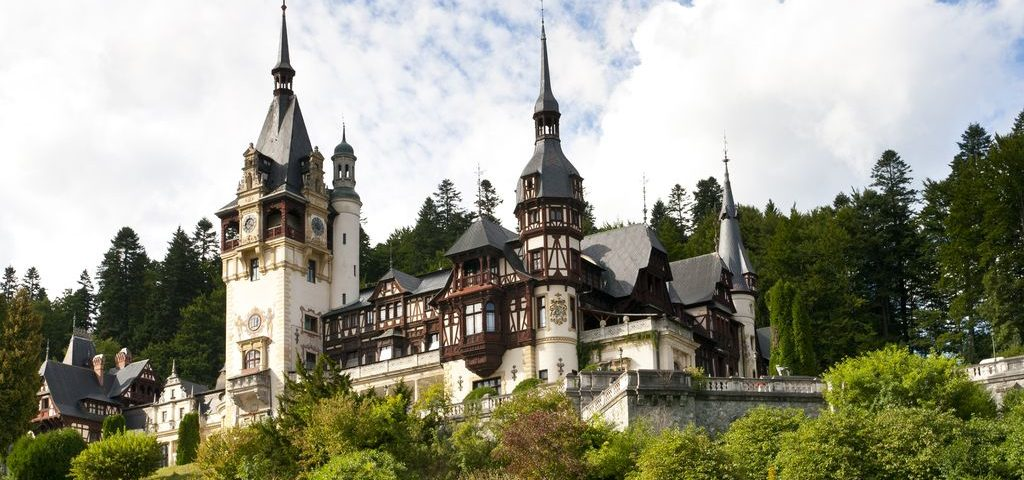 Imagine oras Sinaia