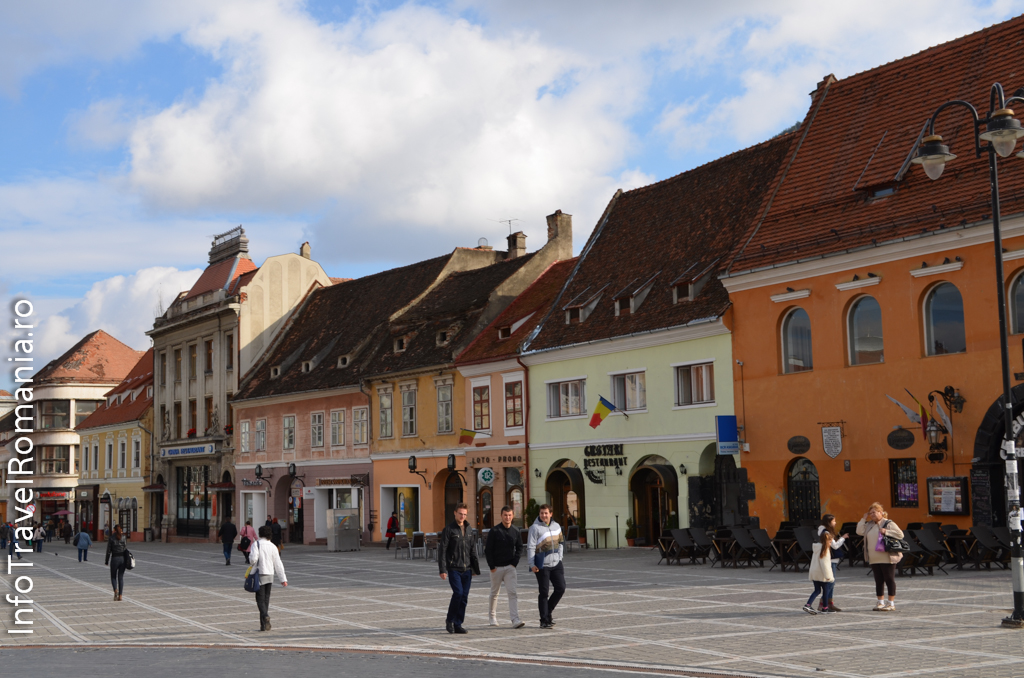 Imagine oras Brasov