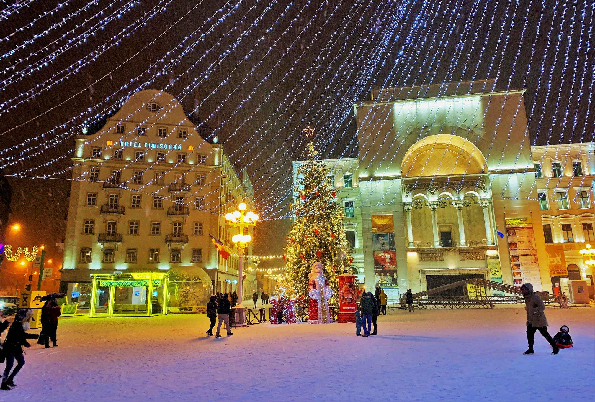 Imagine oras Timisoara