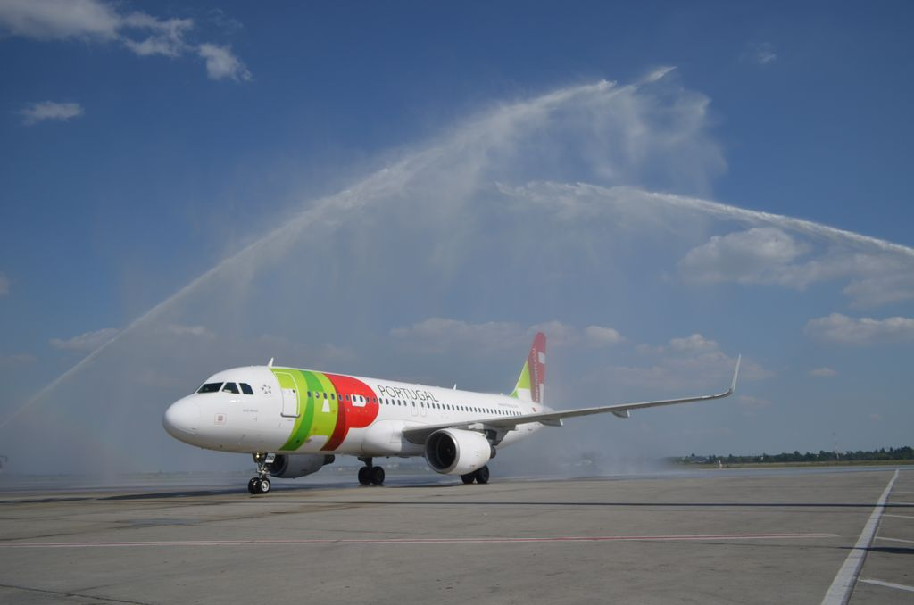 Tap Portugal revine in Romania