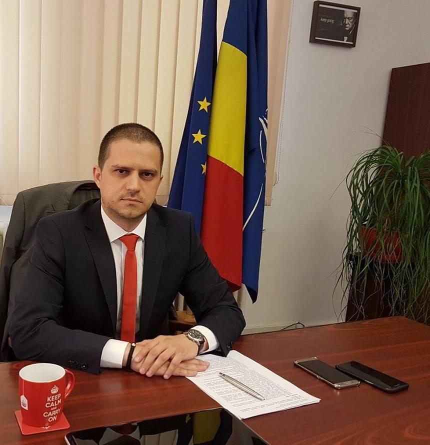Noul ministru al Turismului Bogdan Trif este posibil sa ajunga la Forumul Agentiilor de Turism