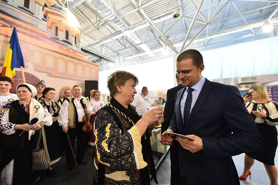Ministrul Turismului, vizită de lucru în Republica Moldova