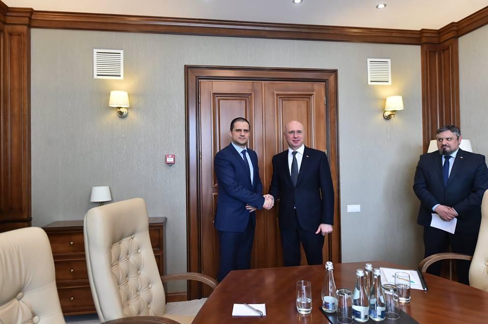 Ministrul Turismului, întâlniri la nivel înalt cu oficiali din Republica Moldova