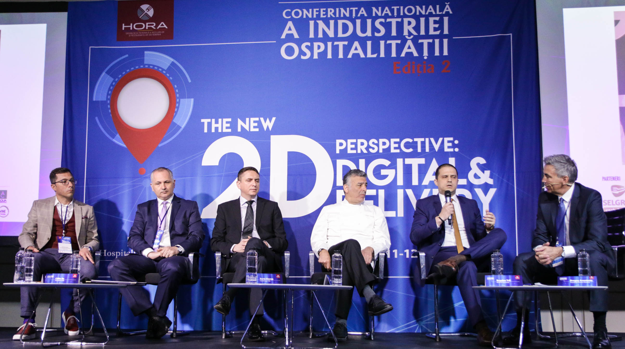 Digitalizare si food delivery la CNIO 2018