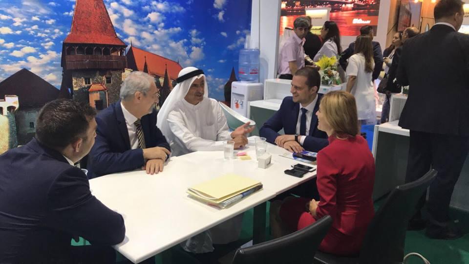 Romania participa la Targul de Turism din Dubai