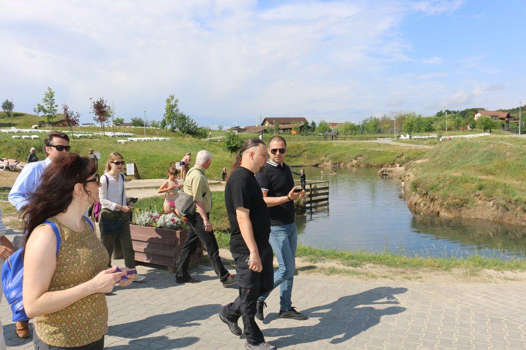 Ministrul Turismului, ghid pentru jurnalistii straini prezenti in Romania