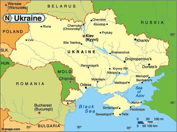 Moldovenii pot folosi paşapoartele simple pentru a intra in Ucraina