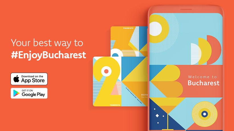 We are officially releasing today Bucharest Tourist Card