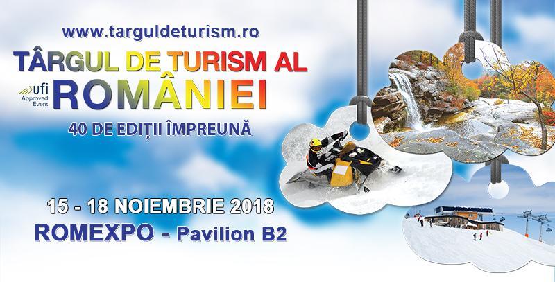 Evenimente conexe<br /> Targul de turism editia de toamna 2018