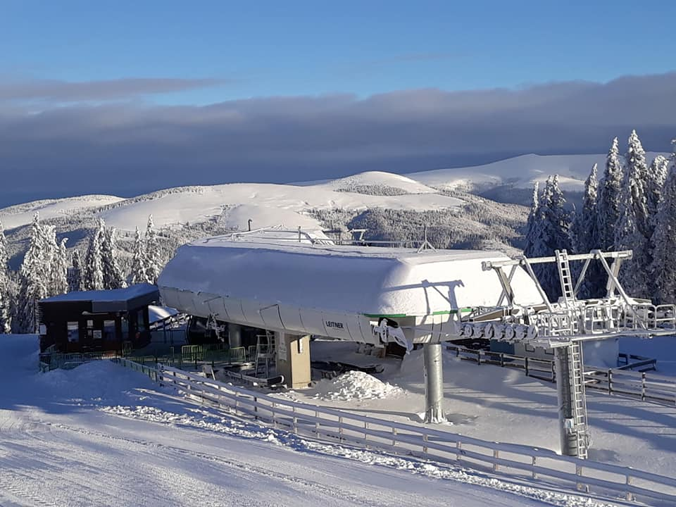 S-a deschis Transalpina Ski Resort
