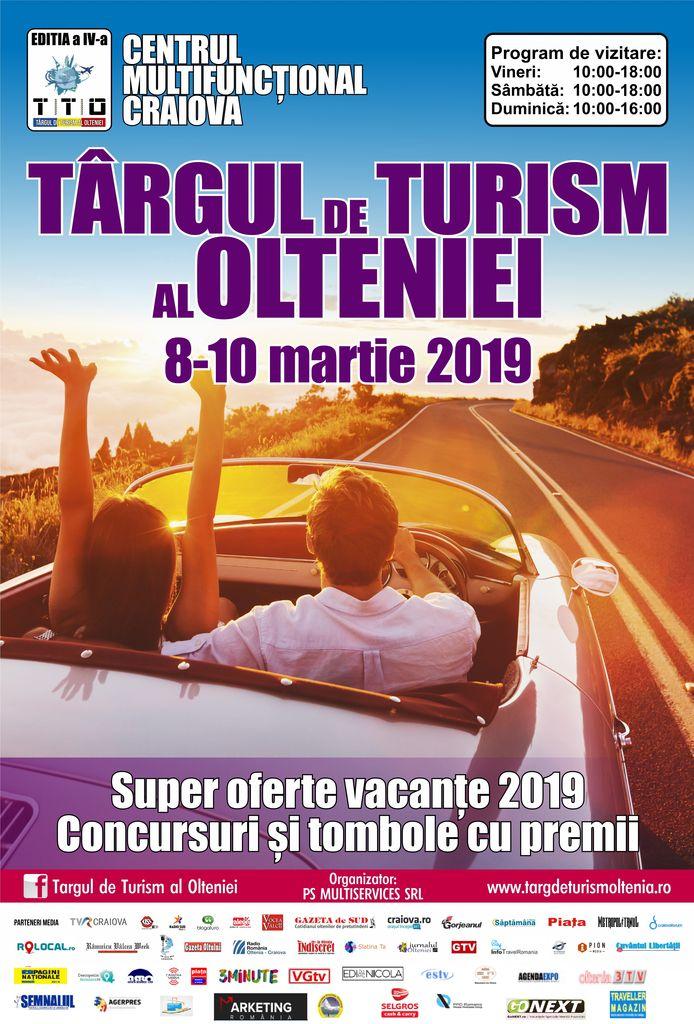 Targul de turism al Olteniei 2019