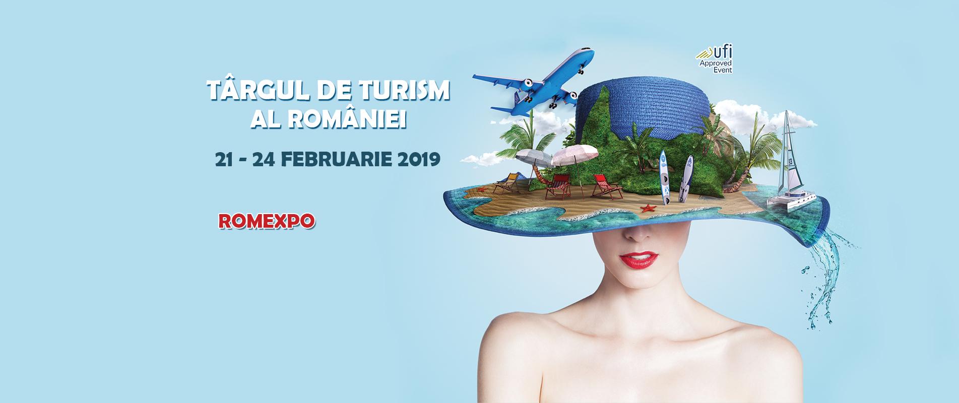 ROMEXPO deschide sezonul expozitional 2019 cu Targul de Turism al Romaniei si ROMHOTEL