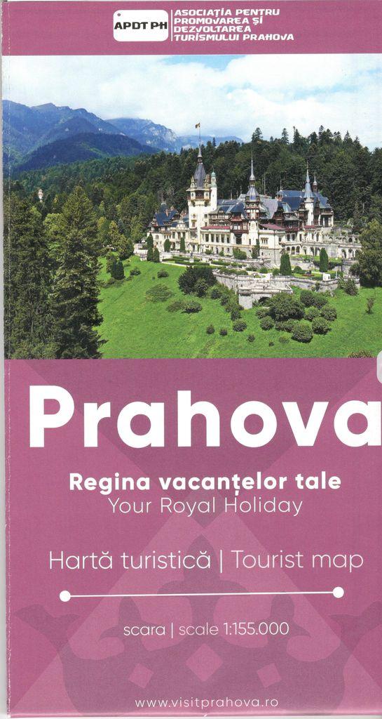 Noua Harta Turistica a judetului Prahova a fost lansata la Targul de Turism al Romaniei