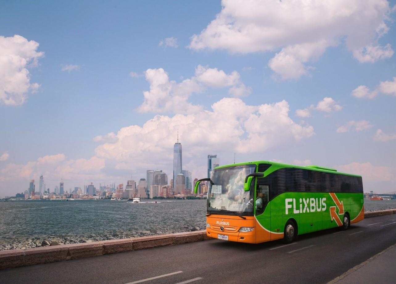 FlixBus se extinde in Statele Unite ale Americii si lanseaza noi rute pe Coasta de Est la un an de la intrarea pe piata