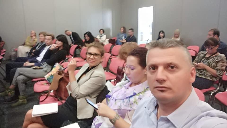 Conferinta regionala a ghizilor de turism Novi Sad 04 octombrie 2019