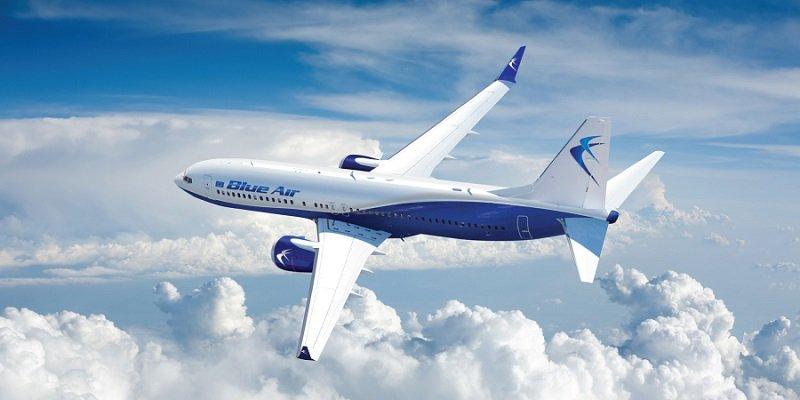 Blue Air a lansat Blue Benefits <br /> programul cu care vei calatori mai mult
