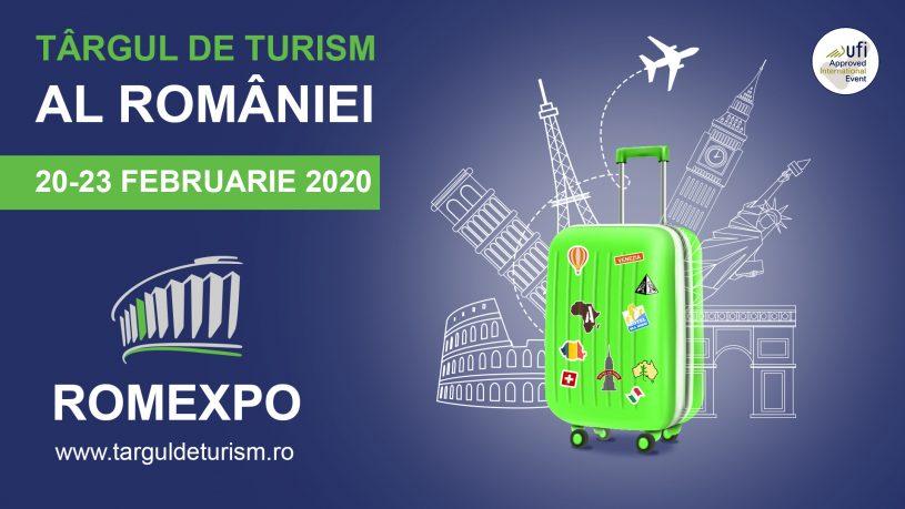 Pe 20 februarie 2020 incepe Targul de Turism al Romaniei