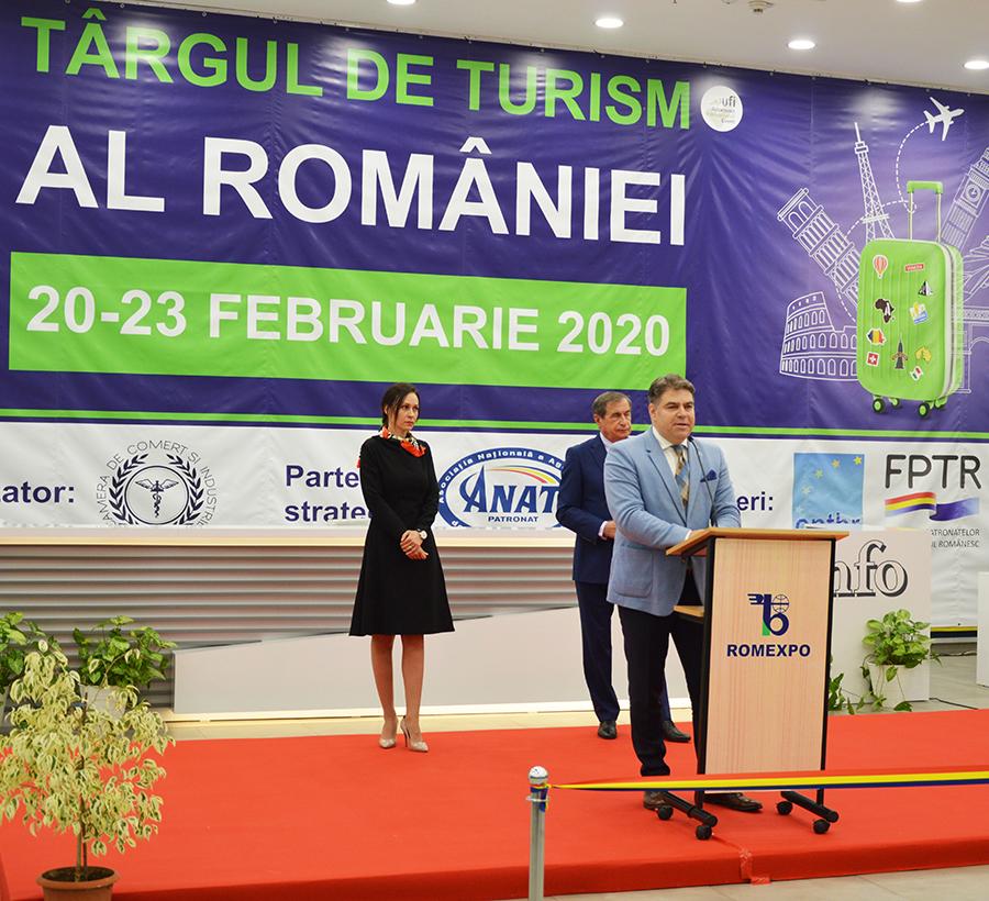 19.000 de pasionati de calatorii si-au dat intalnire la editia de primavara a Targului de Turism al Romaniei