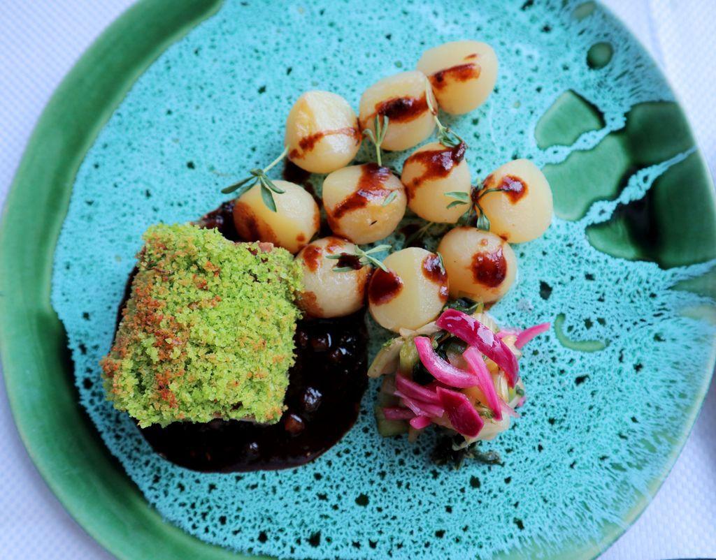 L Atelier Relais Chateaux are un nou Head Chef