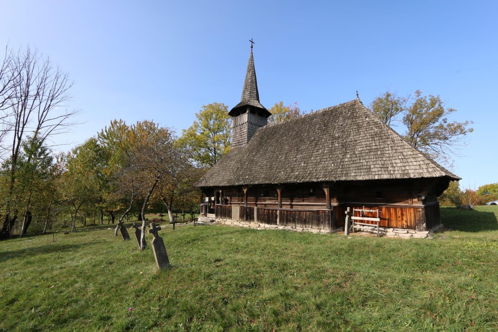 Ruta Cultural Turistica a Bisericilor de Lemn din Romania a fost lansata!