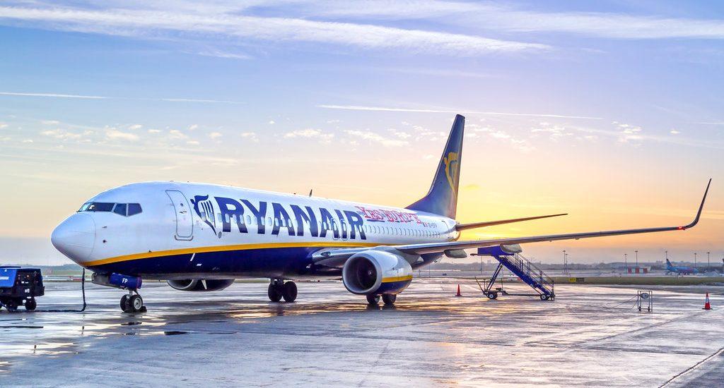 RyanAir lanseaza doua rute din Oradea