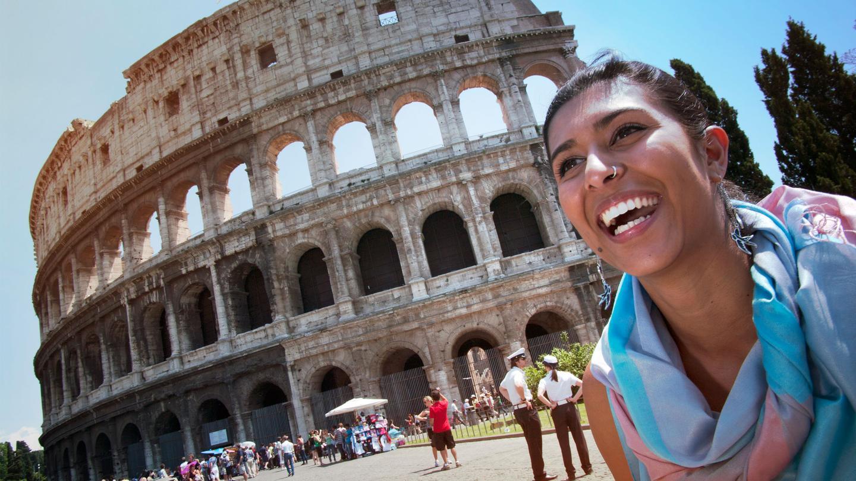 Turisti italieni crestere cu 35 la suta in 2016