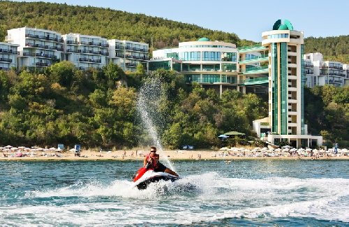 Hotel PARADISE BEACH Sveti Vlas 5