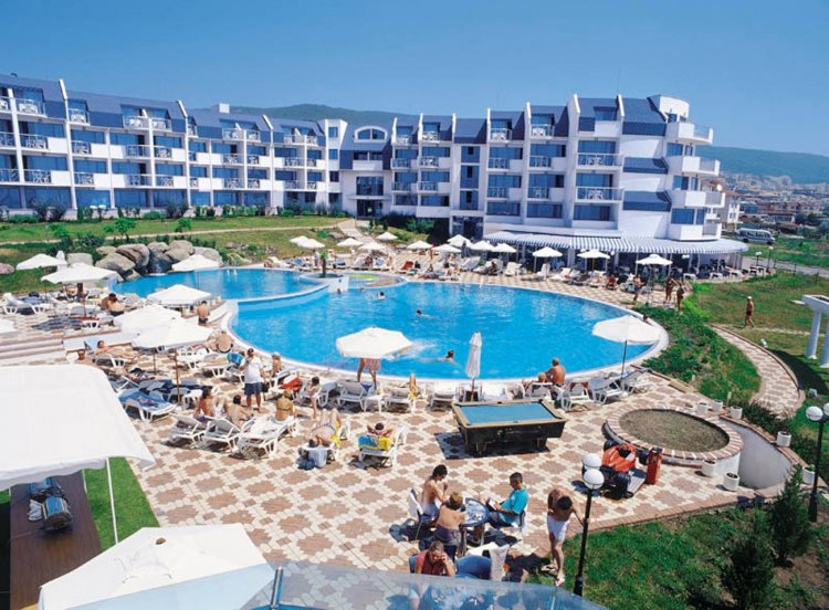 Hotel PRIMASOL SINEVA PARK Sveti Vlas 4