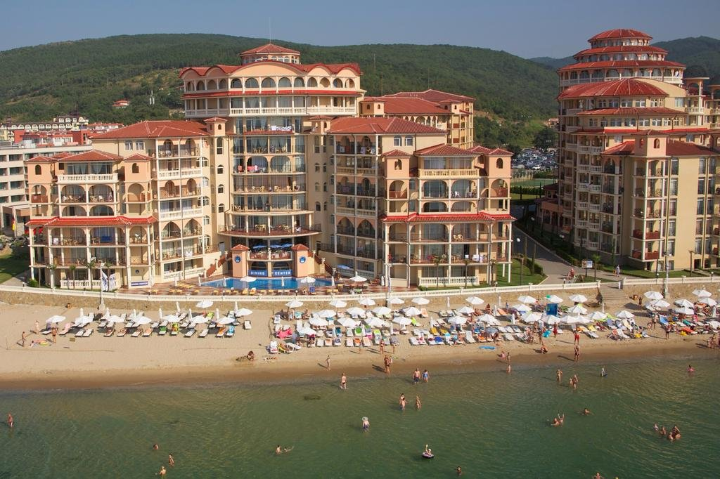 Hotel ATRIUM BEACH HOTEL Elenite 5