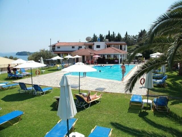 Hotel Yannis Corfu 1