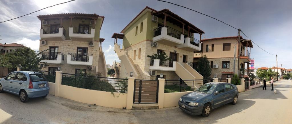 Vila Nemesis Afitos 4