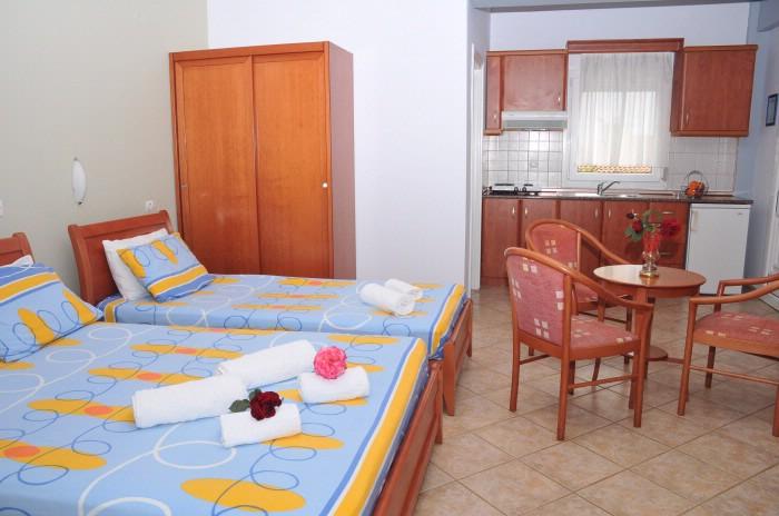 Apartament Oceanis Kalithea 3