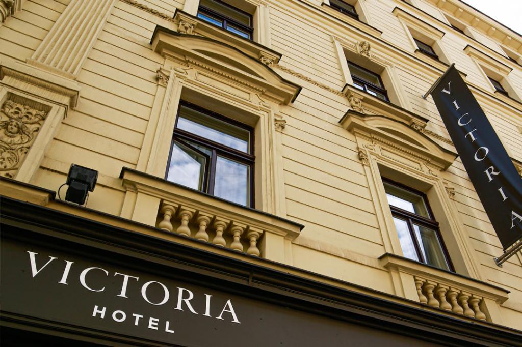 Hotel Victoria Praga 1