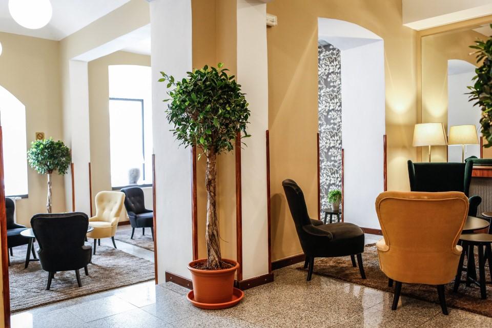 Hotel Victoria Praga 5