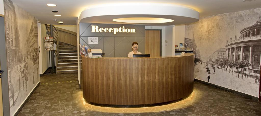 Hotel City Ring Budapesta 8