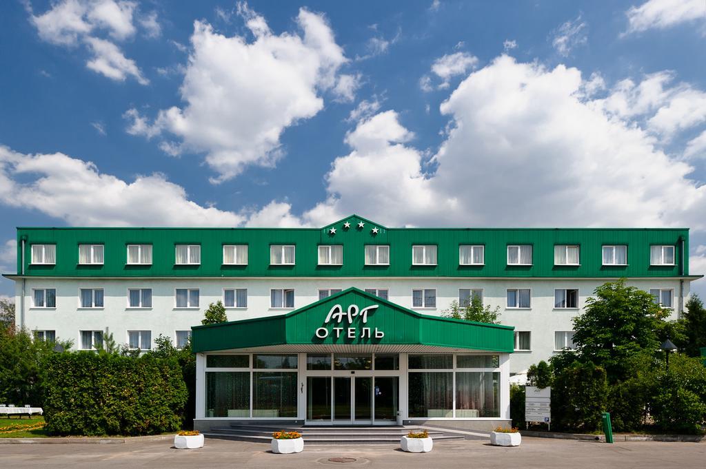 Hotel Art Moscova 1