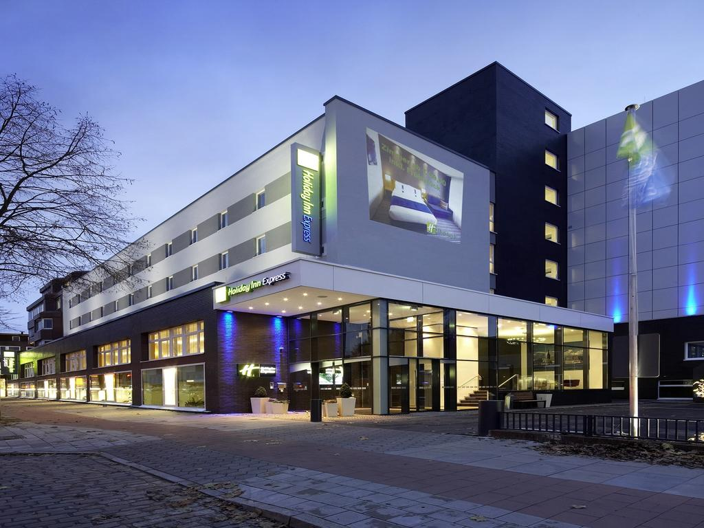 Hotel Holiday Inn Express Hamburg City Centre Hamburg