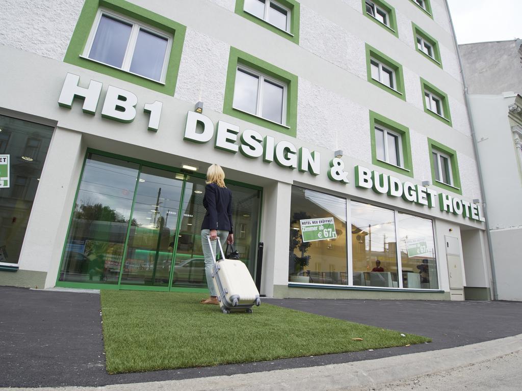 Hotel HB1 Schönbrunn Budget & Design Viena 4