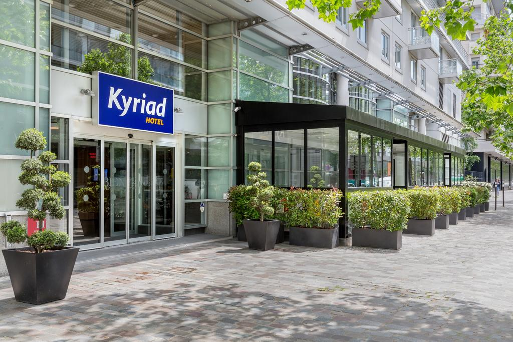 Hotel Kyriad Paris Bercy Village Paris