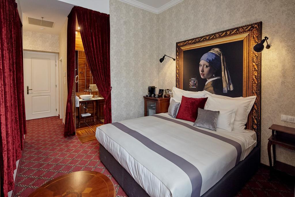 Hotel Mystery Budapest Budapesta 2