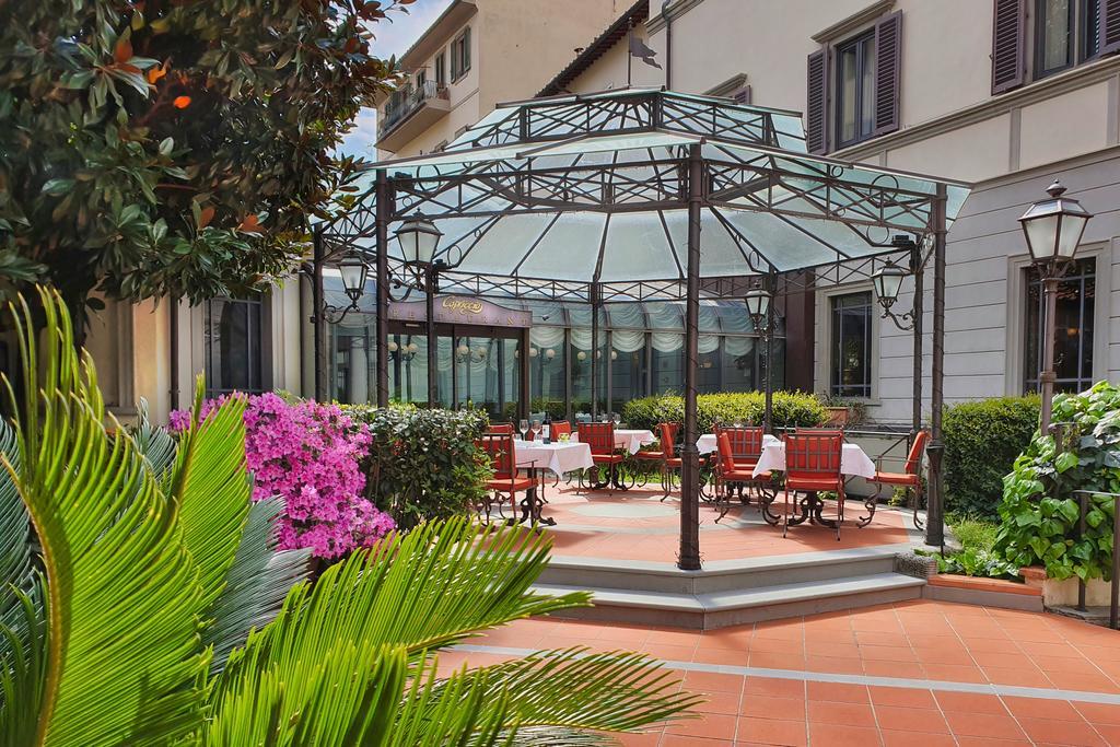 Hotel Montebello Splendid Florenta 8