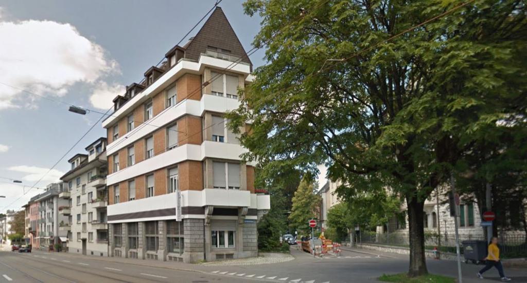 Hotel Hottingen Zurich 1