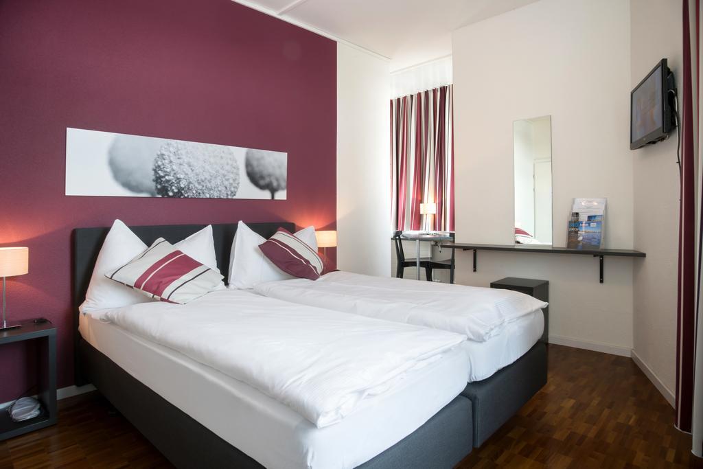 Hotel Hottingen Zurich 2