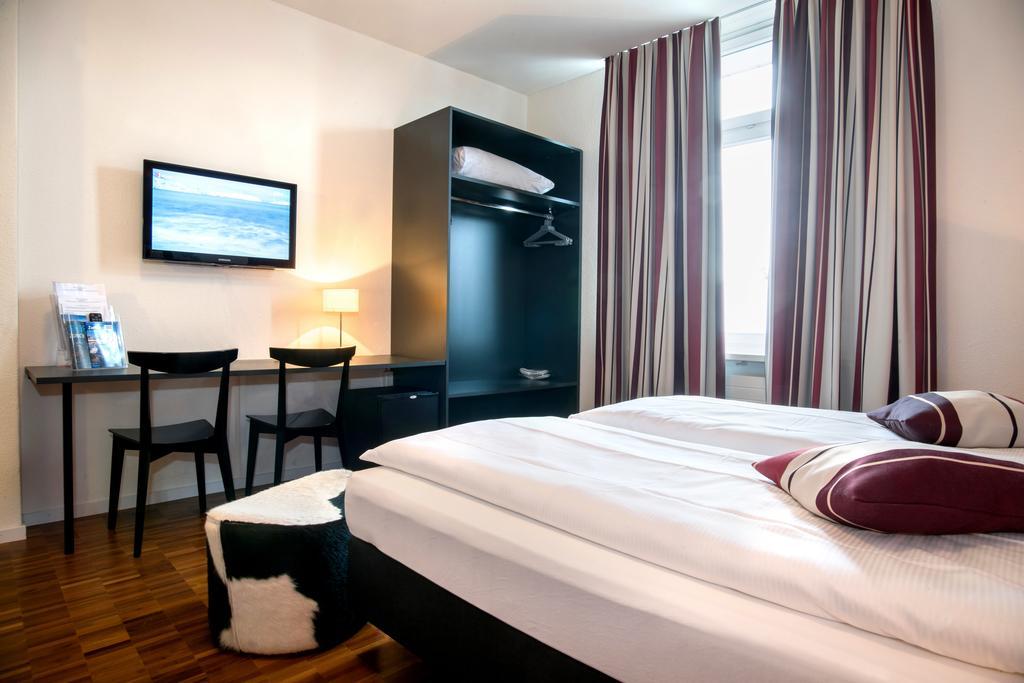 Hotel Hottingen Zurich 4