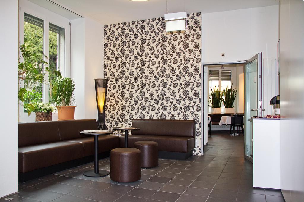 Hotel Hottingen Zurich 8