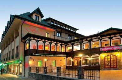 Hotel Bucegi Sinaia 4