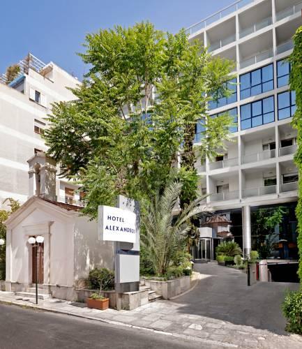 Hotel Airotel Alexandros Atena 1