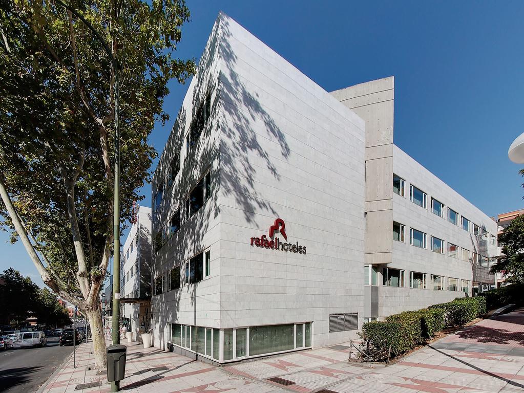 Hotel Rafaelhoteles Ventas Madrid 1